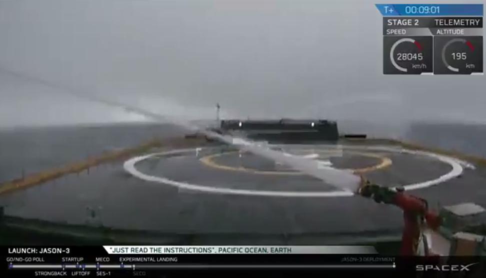 droneship video