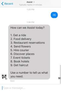 Facebook Assist