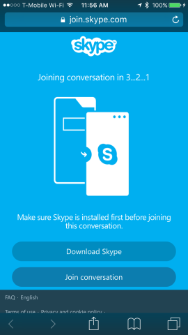 Outlook's Mobile App Gets Integrated With Skype For Easier