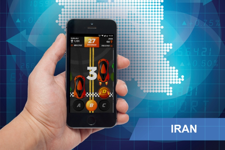 A First Look At Mobile Gamers In Iran | TechCrunch