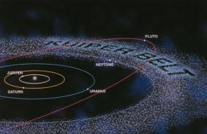Kuiper Belt location / Image courtesy of NASA
