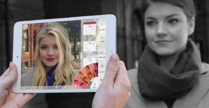 Augmented Reality For Trying On Makeup Is A Booming Business