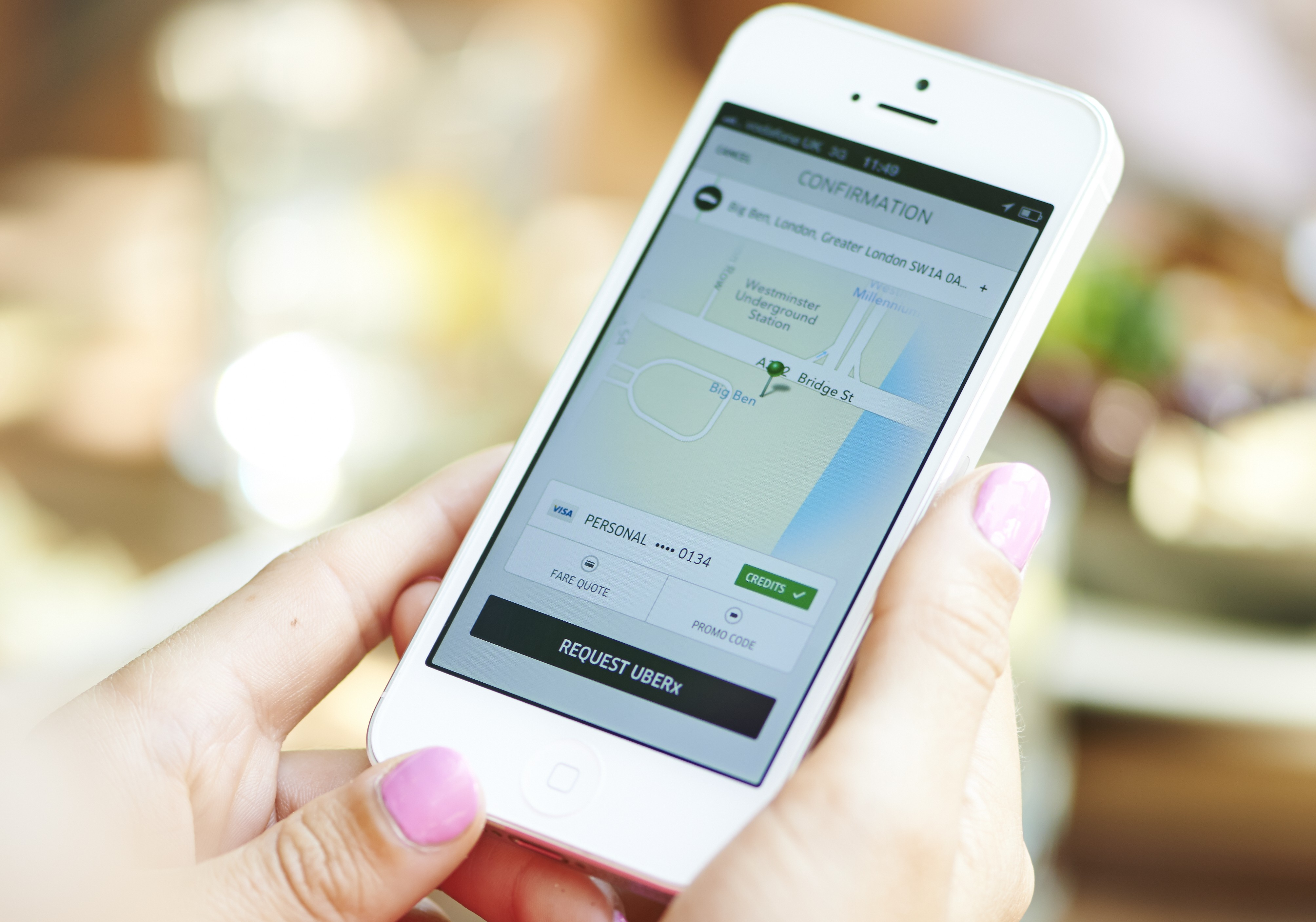 Uber To Allow Some People With Nonviolent Convictions To Become