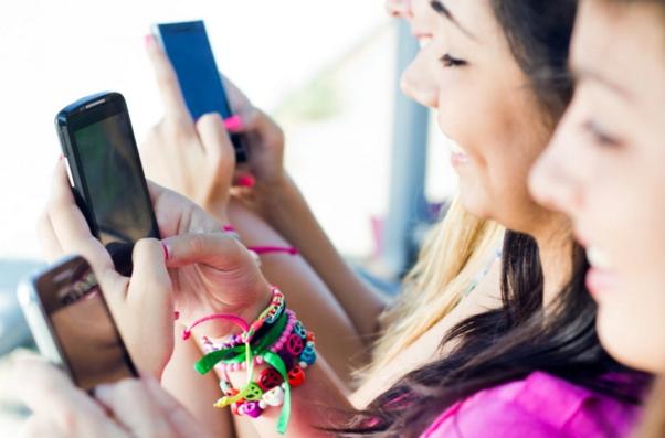 teens millennials