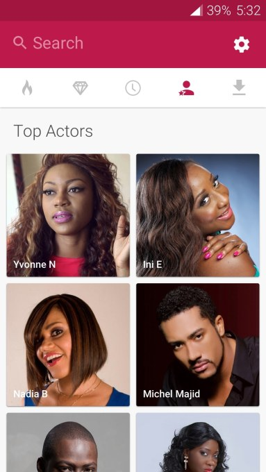 iROKO actors
