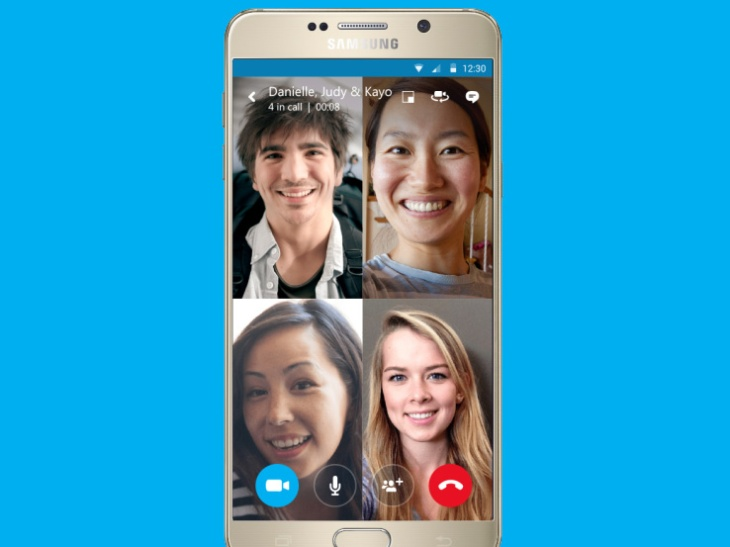 Group Video Calling Arrives In Skype's Mobile Apps | TechCrunch