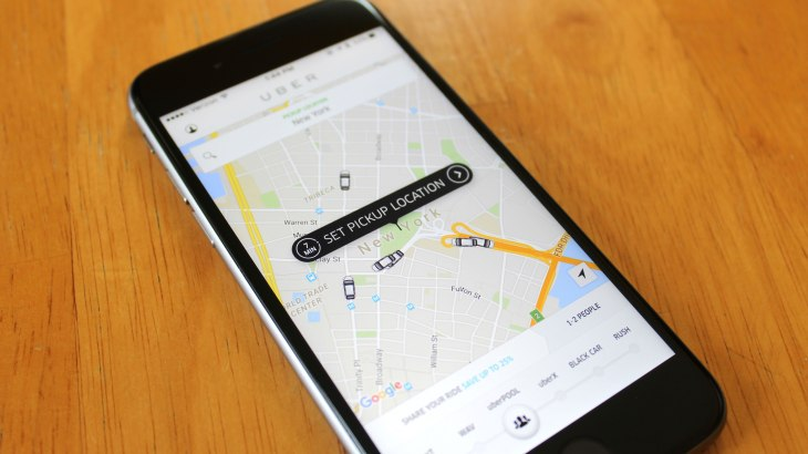 Uber's Scheduled Rides feature lets you request cars up to