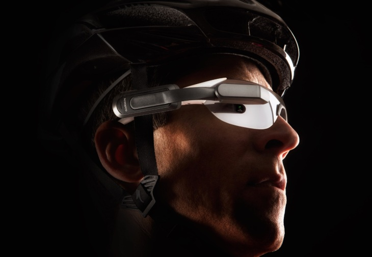 ef3f7aa2ede9 Garmin s new Varia Vision device could either be a dream come true for  cyclists or a work in progress