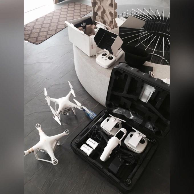AEROSHUTTER.DRONES