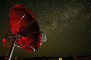 Allen Telescope Array / Image courtesy of SETI