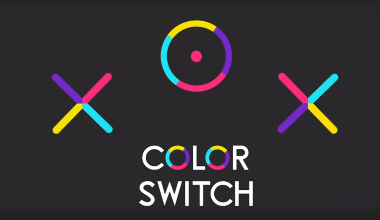 Color Switch Falls To The No. 2 Games Slot (But Is Still As ...