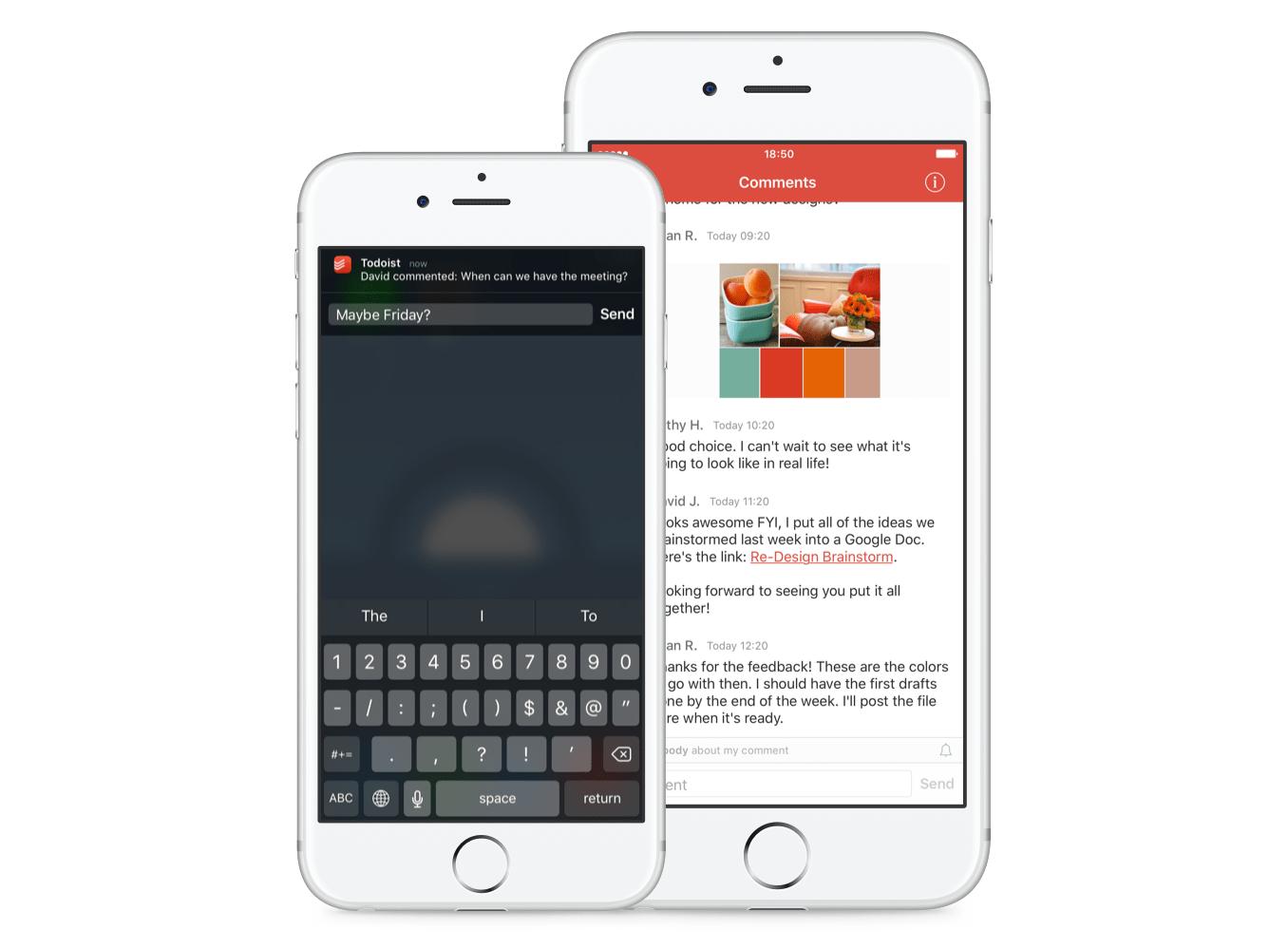 Todoist Updates iPhone, Mac, Safari And Apple Watch Apps