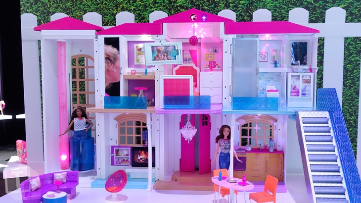 Even Barbie Has A Smart Home And Hoverboard Now