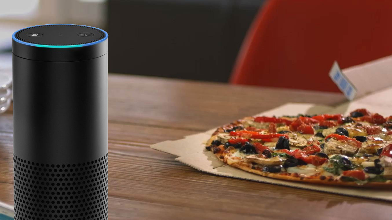 In Case You Needed Another Reason To Buy Amazonu0027s Internet Connected  Speaker, The Amazon Echo: The Device Can Now Order Pizza For You, Following  Your Verbal ...