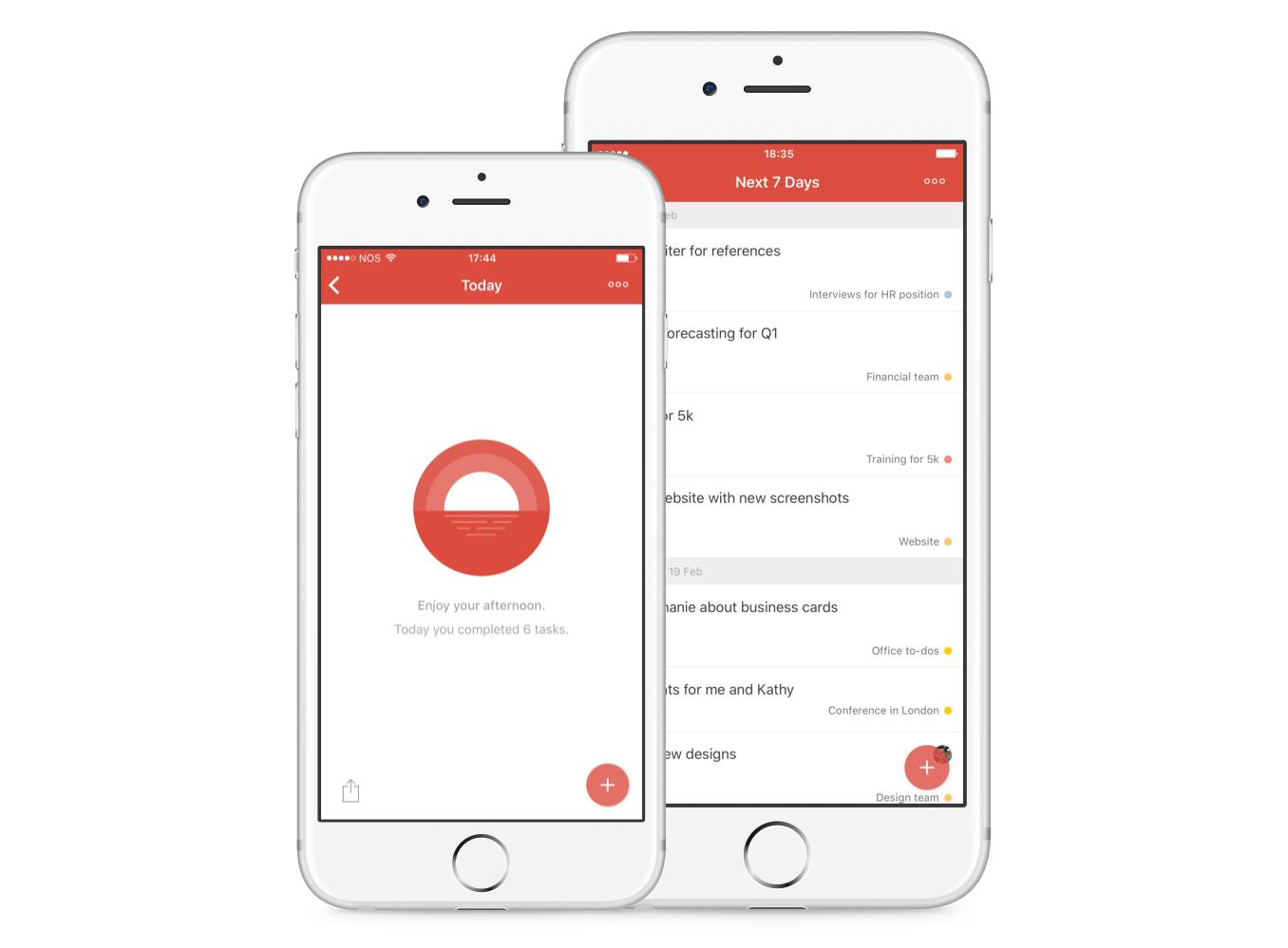 Todoist Updates iPhone, Mac, Safari And Apple Watch Apps | TechCrunch