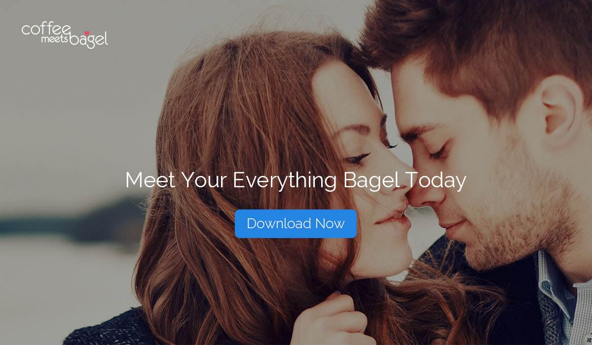 Coffee bagel you