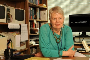 Jill Tarter / Image courtesy of SETI