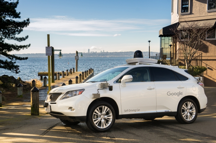 Google expands its self driving car pilot to kirkland wash kirkland self driving lexus press 2 solutioingenieria Image collections