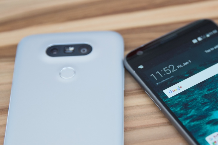 Hands-On With The Modular LG G5 | TechCrunch