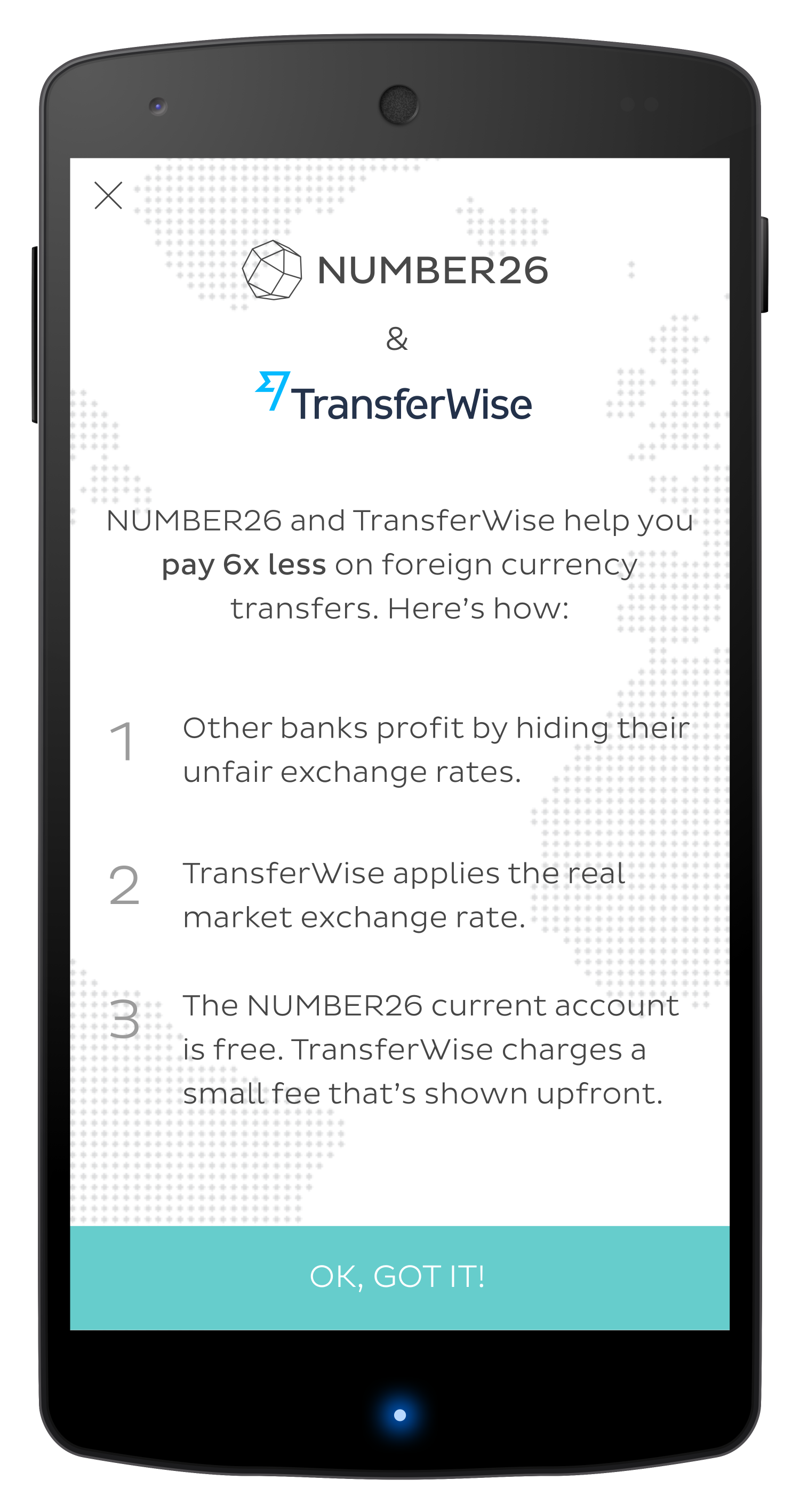 Number26 Now Uses Transferwise For International Transfers Techcrunch Wiring Money Rates Pr How It Works Android Ios Currencies