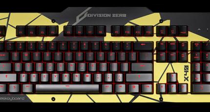 Das Keyboard Releases New Gaming Hardware For AWSD Jockeys   TechCrunch