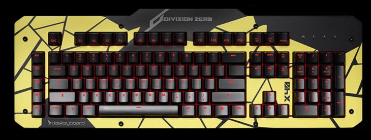 Das Keyboard Releases New Gaming Hardware For AWSD Jockeys