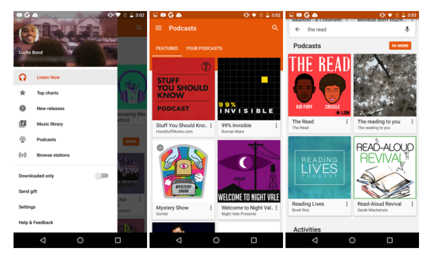 Google Play's Podcast Platform Launch Appears Imminent