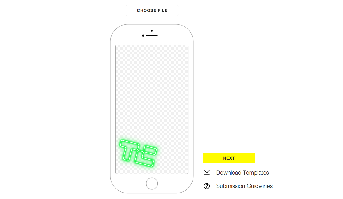 Snapchat On Demand Geofilter