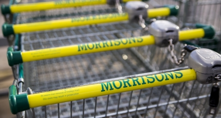 Amazon Partners With British Supermarket Chain Morrisons For Fresh