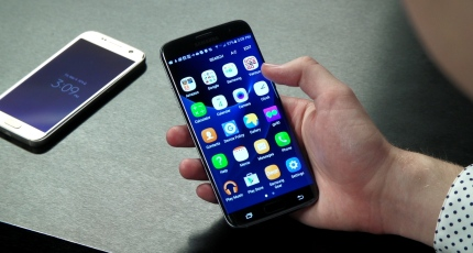 Review: Samsung's Galaxy S7 and S7 edge are the phones we've