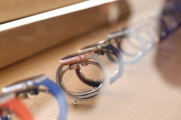 Sixteen percent of U.S. adults maintain a smartwatch