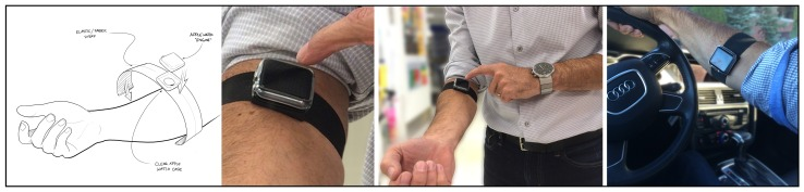 Apple Watch Prototype 3
