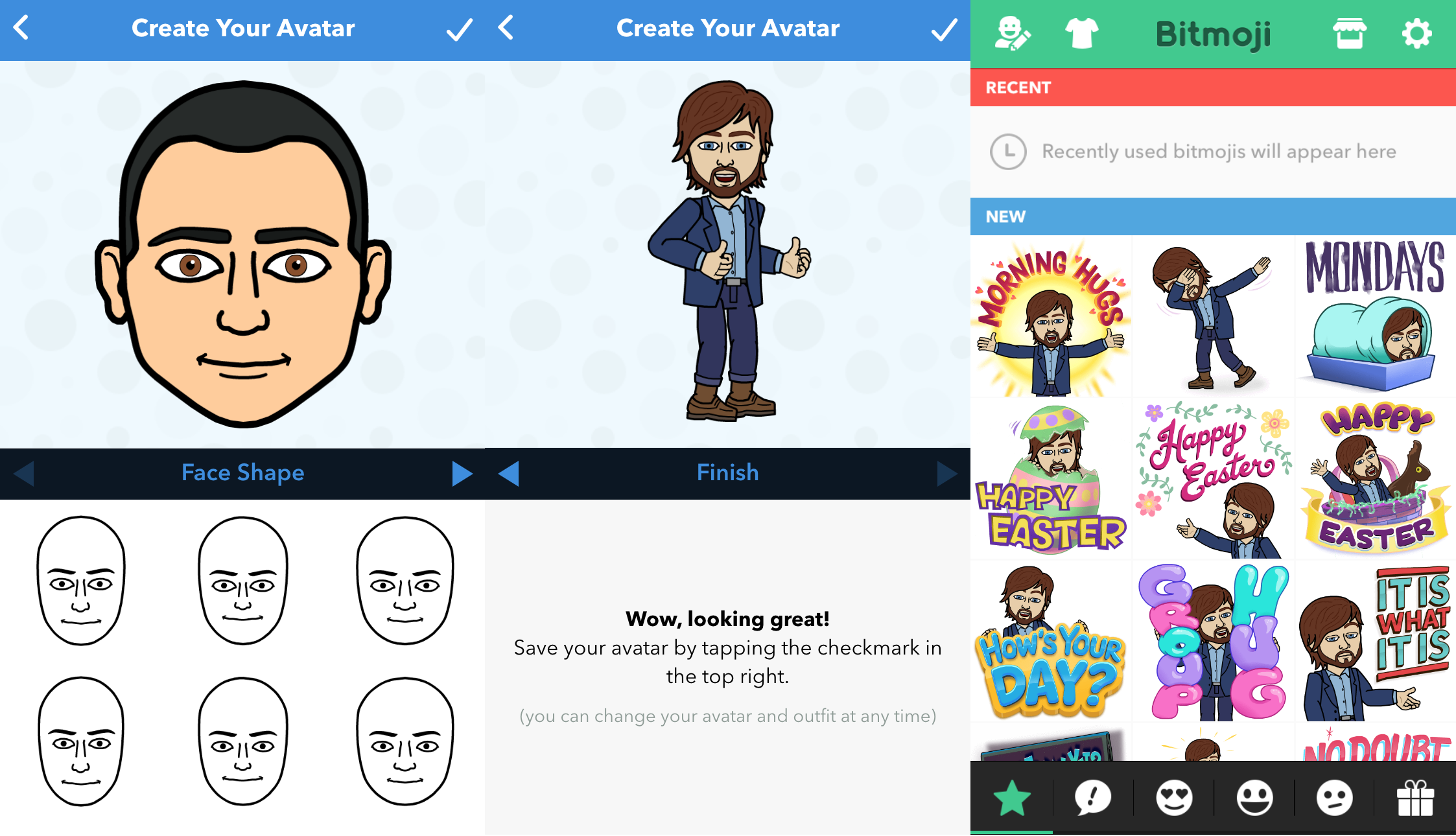 l application bitstrips