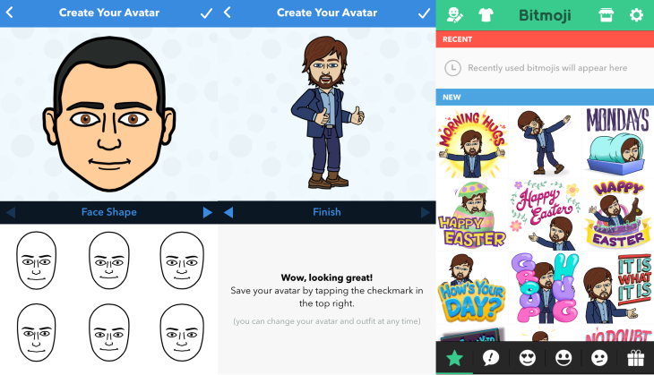 $100M Bitstrips acquisition makes sense now that Snapchat has