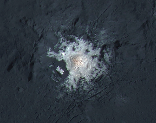 ceres mysterious bright spots revealed in unprecedented detail