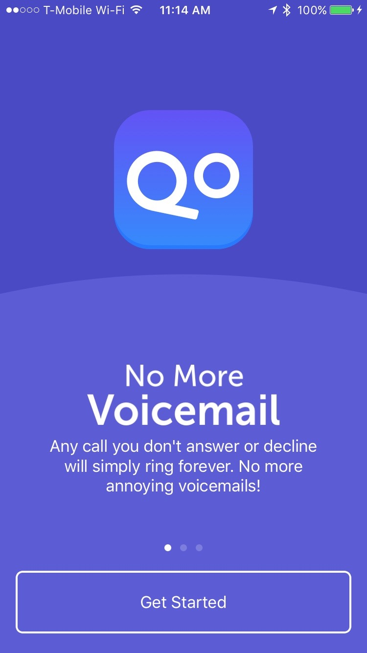 No More Voicemail Is An App That Kills Voicemail So Callers Have To