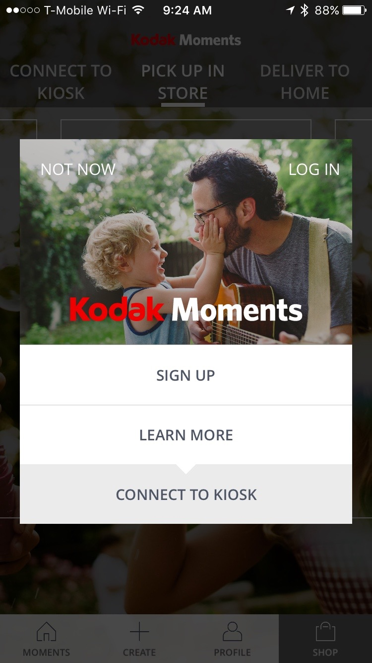 "Kodak tries its hand at social with new ""Kodak Moments"" storytelling"