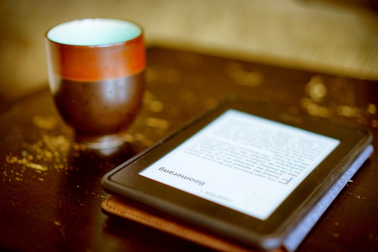 When reading fiction, an e-reader can completely replace the paperback, and be better for the environment to boot.
