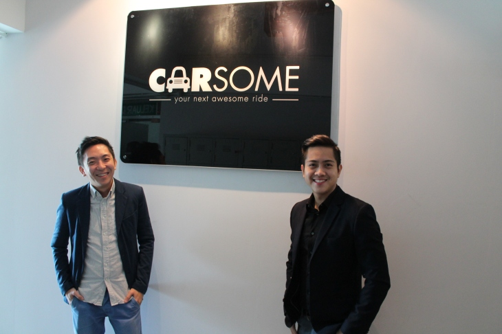 Carsome founders featured image