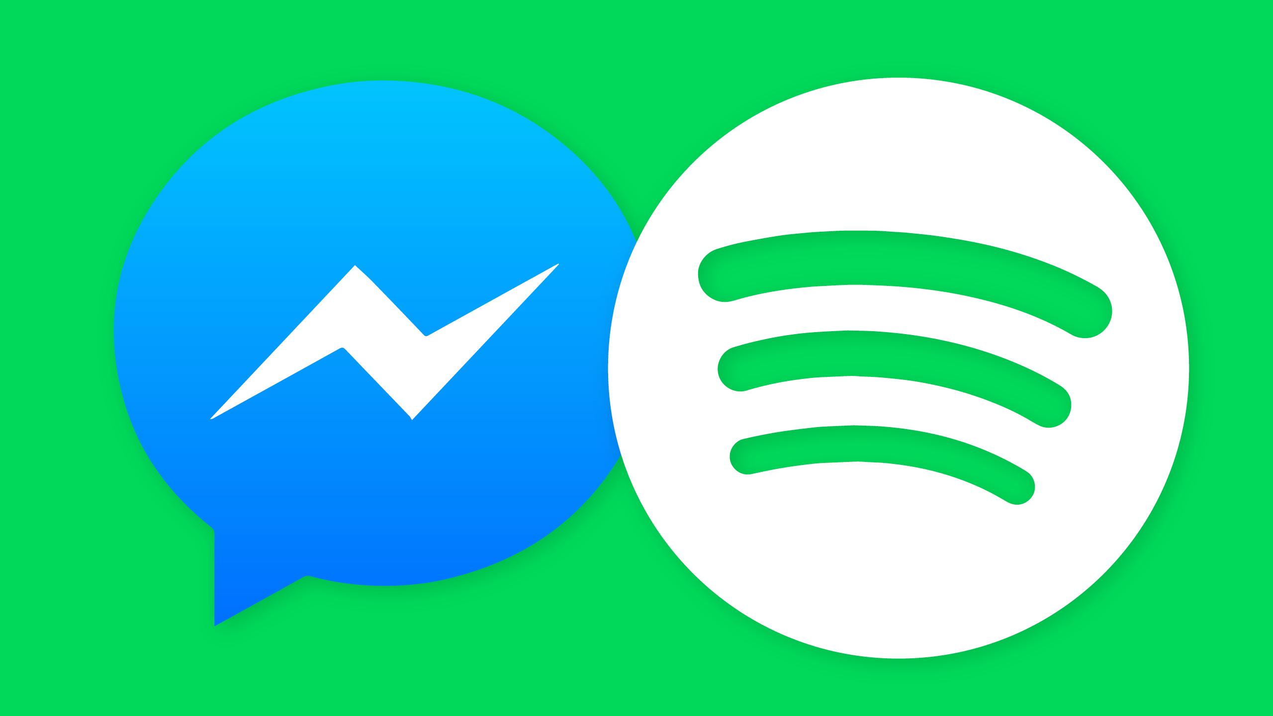 Wallpaper Aesthetic Spotify Logo