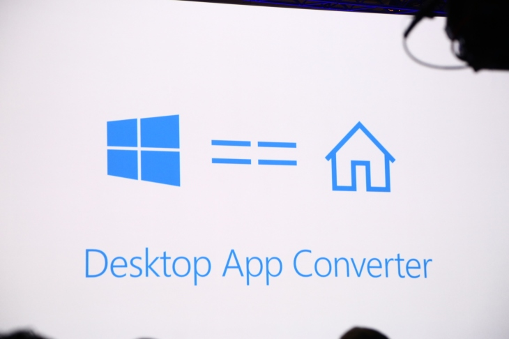 Microsoft introduces the Desktop App Converter for bringing Win32