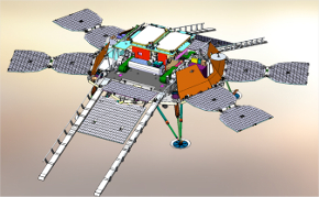 ExoMars Phase 2 Russian surface platform / Image courtesy of ESA