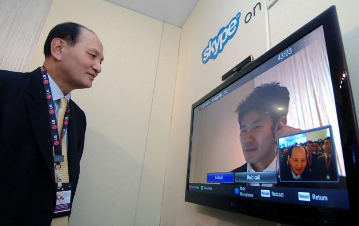 Skype is killing its smart TV app | TechCrunch
