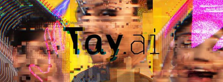 Microsoft silences its new A I  bot Tay, after Twitter users