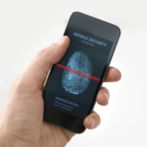 In the future, smartphones will use a variety of biometrics to authenticate users, which include the way a phone is held, vein matching, and even ear recognition.