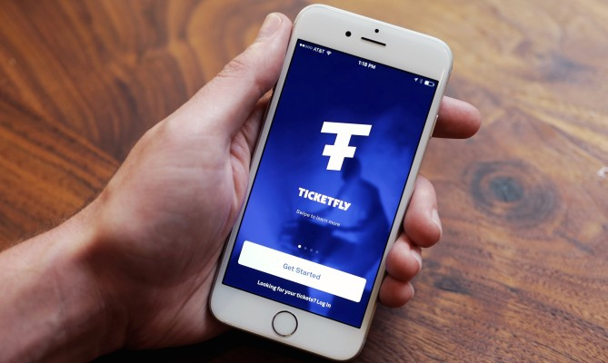 Ticketfly's website is offline after a hacker got into its homepage and database