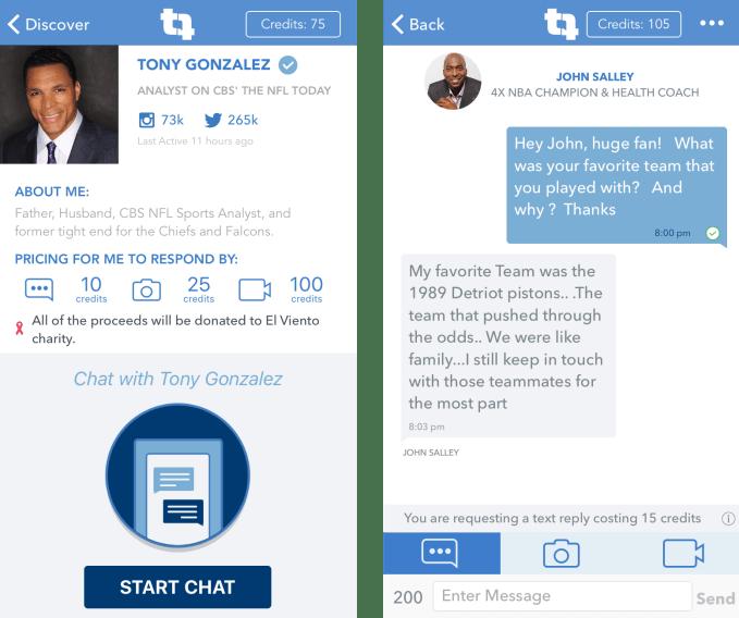 TipTalk Screenshots