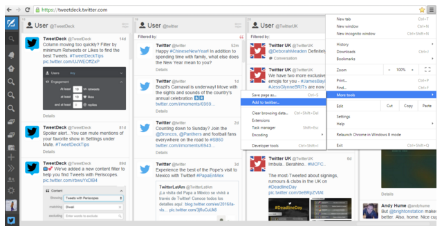 Twitter kills TweetDeck for Windows, automates log-ins for TweetDeck