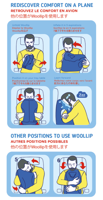 Woollip Instructions