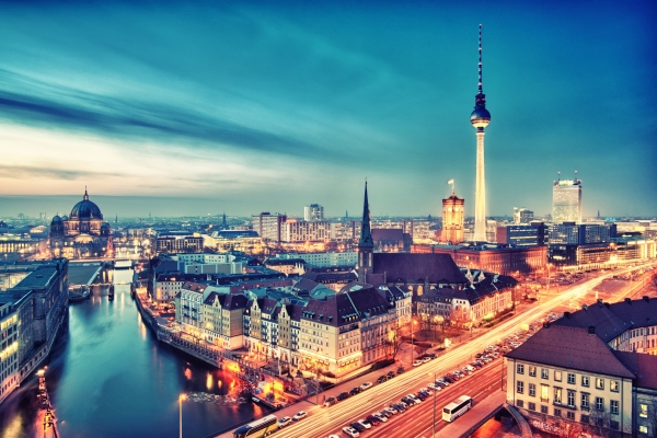 Sign up for our mailing list and save €200 off passes to Disrupt Berlin 2019